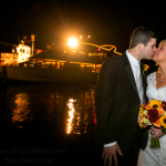 Lauren and Mike by Chuck Eaton Photography | Lady of the Lake | Lake Norman