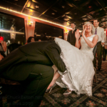 Lauren and Mike | Chuck Eaton | Reception on Lady of the Lake | Lake Norman