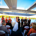 Marriage on the Lady of the Lake | Lake Norman
