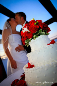 The Kiss by the cake | Lady of the Lake | Lake Norman