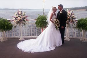 On the Water Wedding Luxury Yacht
