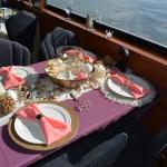 Island Theme Wedding | Lady of the Lake | Lake Norman