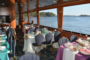 Great Day To get Married | Lake Norman at Queens Landing