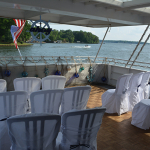 Getting ready for a marriage at wedding island NC | Lady of the Lake | Lake Norman