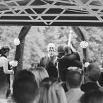 Beautiful Lake Norman Wedding
