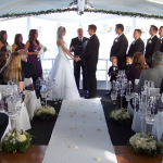 On the Water Wedding