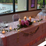 bridal-setting-wedding-lake-norman-lake-view