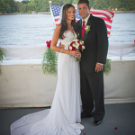 Luxurious wedding experience on the water | Lady of the Lake | Lake Norman