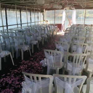 Catawba Queen Wedding Preparation